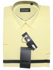 Goldenland rövidujjú ing - Halványsárga