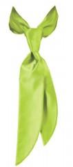 Zsorzsett női nyakkendő - Lime