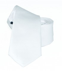 Goldenland slim nyakkendő - Fehér