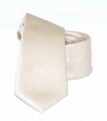Goldenland slim nyakkendő - Ecru