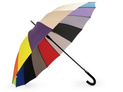 Nagy családi esernyő - Szivárvány