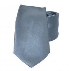 NM szatén nyakkendő - Grafit
