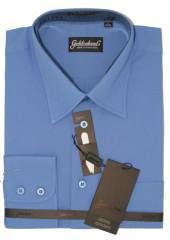 Goldenland hosszúujjú ing - Középkék Akciós ing