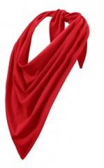 Pamut női kendő - Piros