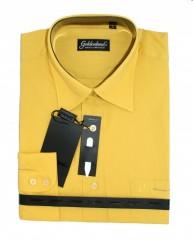 Goldenland hosszúujjú ing - Mustársárga Akciós ing
